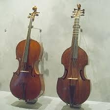 Viola da gamba y violonchelo